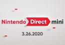 El Nintendo Direct Mini destacó la gran variedad de juegos para Switch este 2020