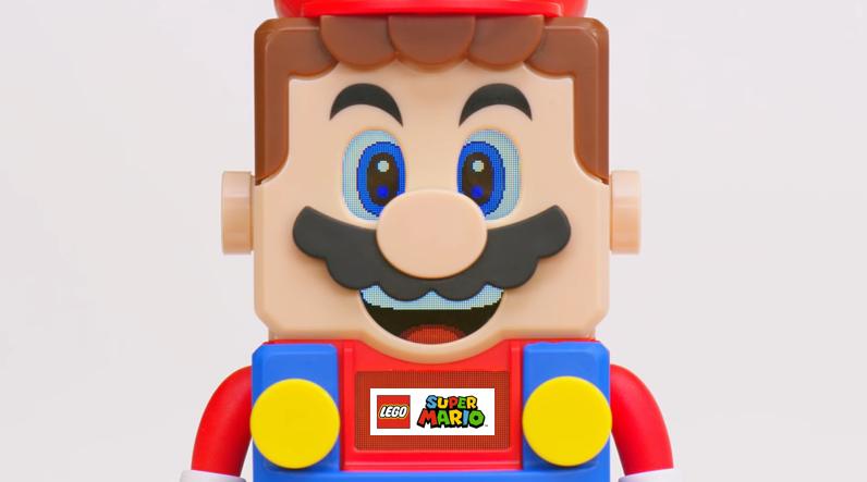 El Grupo LEGO y Nintendo se asocian para llevar la legendaria construcción a un nuevo nivel