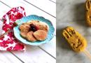 Colaciones y snack saludables para los niños en casa