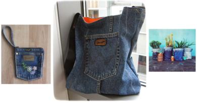 Dale una segunda vida a tus antiguos jeans con estas ideas que entrega Wrangler