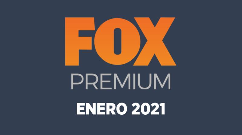 Los estrenos de cine en FOX Premium de enero 2021