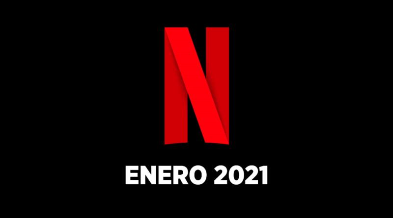 Los estrenos de Netflix Chile en enero 2021