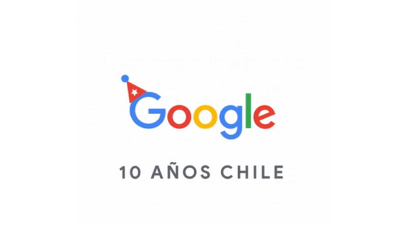 Google celebra su cumpleaños en Chile recordando las búsquedas que marcaron la última década en el país