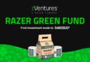 RAZER establece un Fondo Verde de $50 millones de dólares para apoyar empresas de sostenibilidad