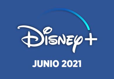 Estrenos Disney+ junio 2021