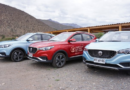 Minera Los Pelambres integró tres MG ZS EV a su flota de vehículos