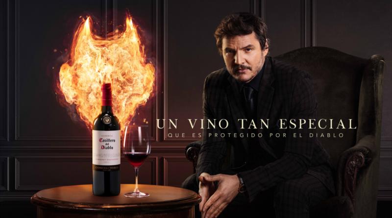 Casillero del Diablo lanza «The Wine Legend» con Pedro Pascal