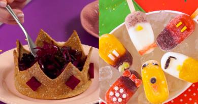 Tres recetas saludables para disfrutar la primavera inspiradas en los personajes preferidos de Disney