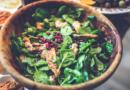 Las mejores ensaladas para comer liviano post-18