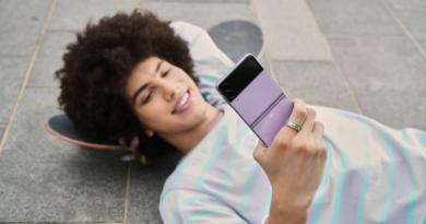 Samsung anuncia beneficio para quienes compren sus nuevos plegables
